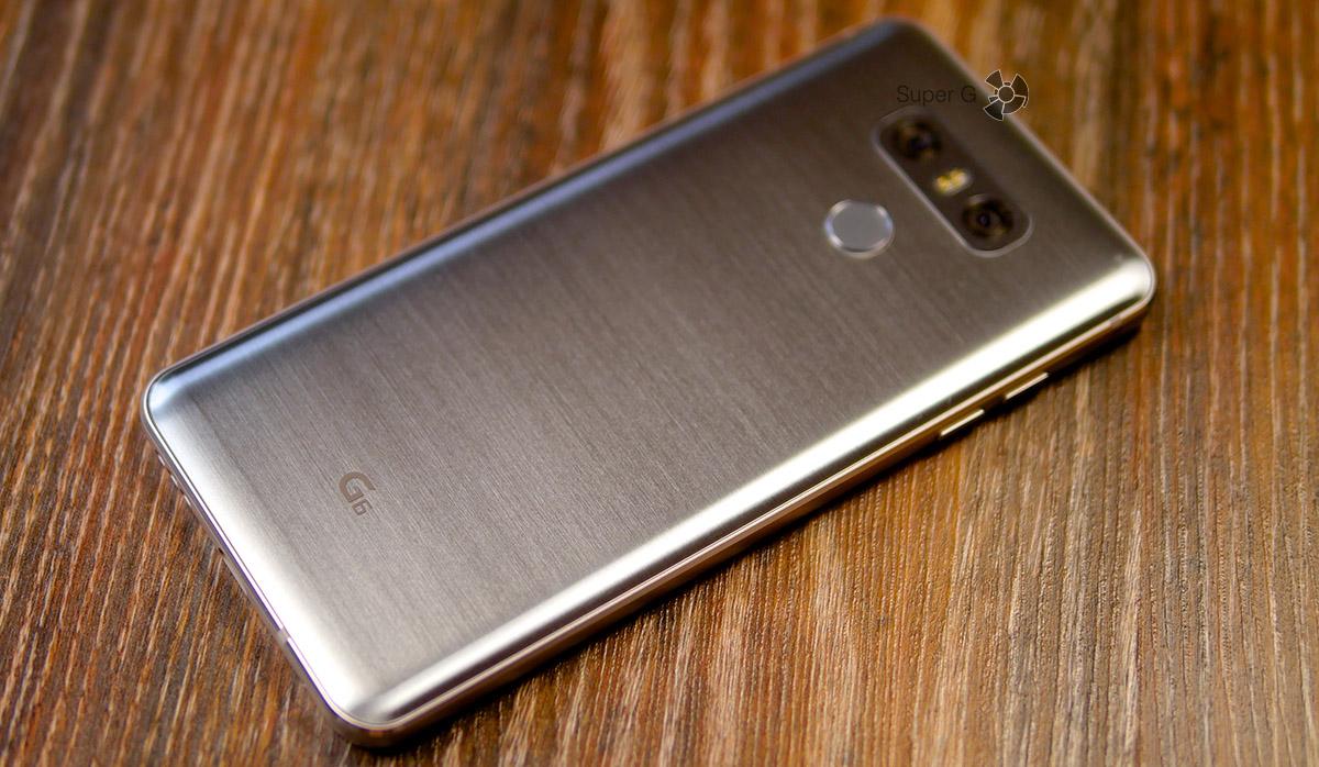 Цена LG G6