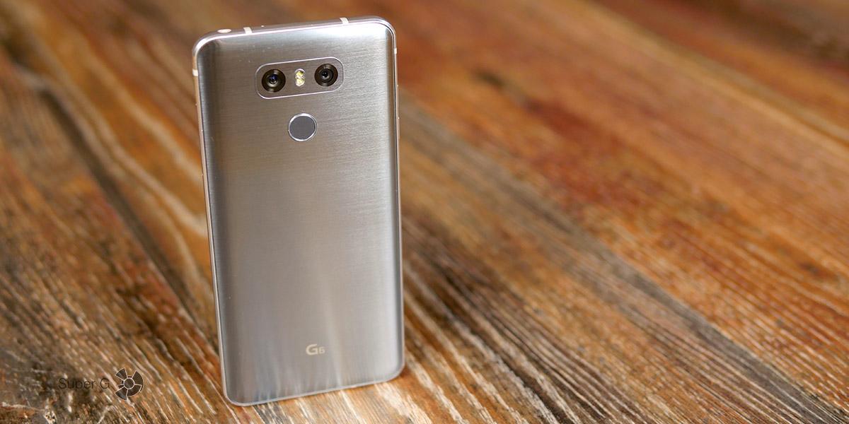 Отзывы о смартфоне LG G6