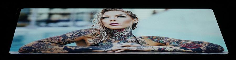 Дисплей LG G6 под экстремальным углом (3)