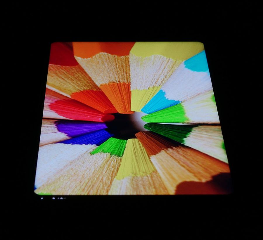 Углы обзора LG G6