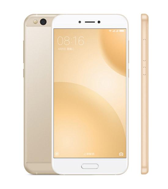 Xiaomi Mi 5C золотой