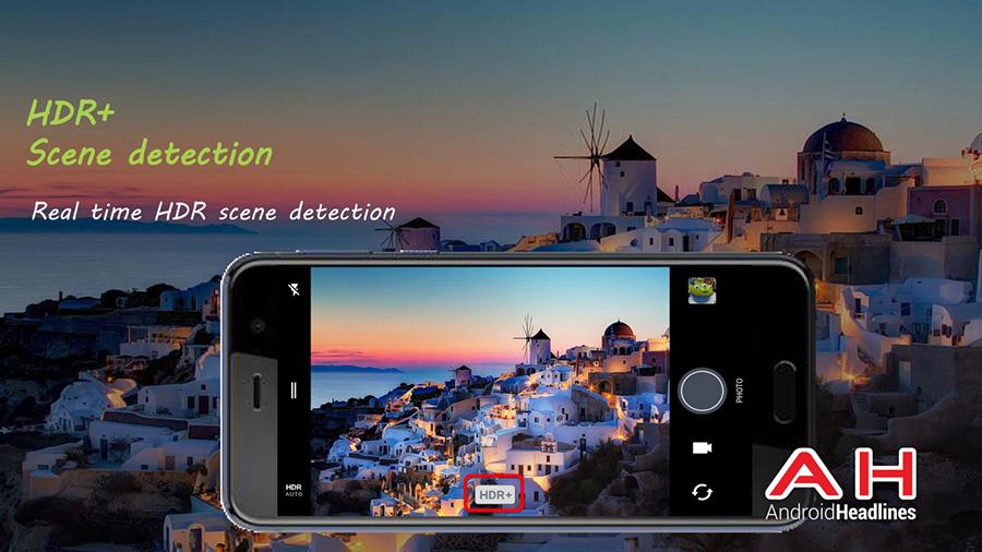 HTC U Edge камера