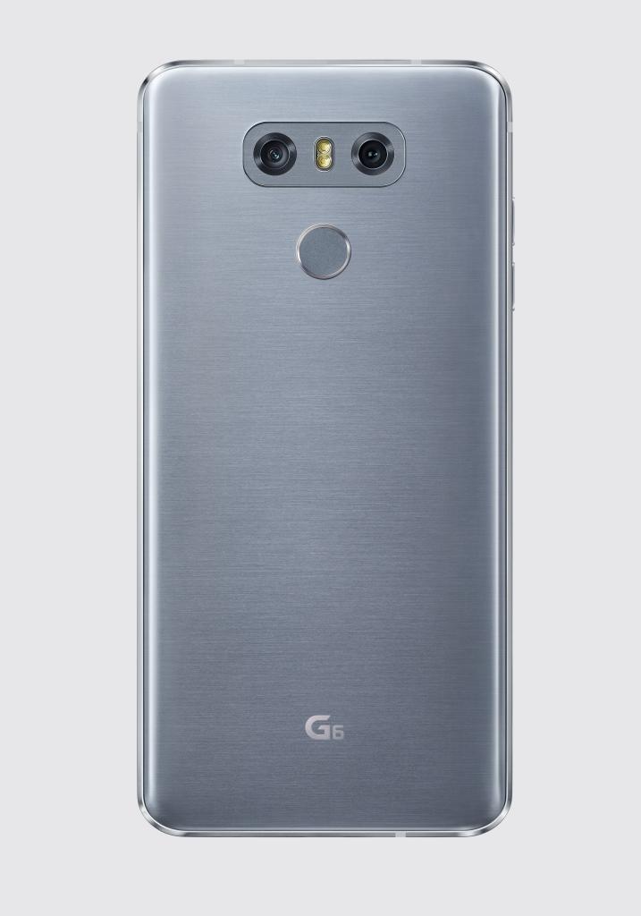 LG G6 задняя панель