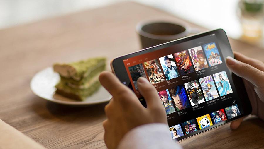 Xiaomi Mi Pad 3 экран