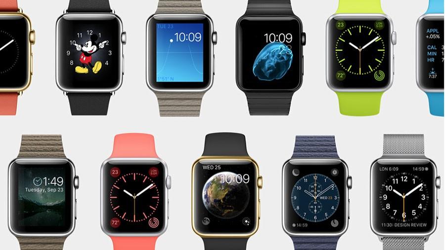 Apple Watch (интерфейсы)