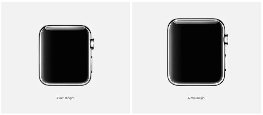 Apple Watch (корпуса)