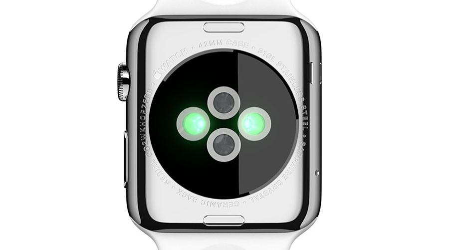 Apple Watch (нижняя часть)