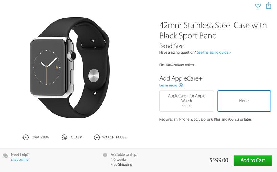 Apple Watch стальные как купить