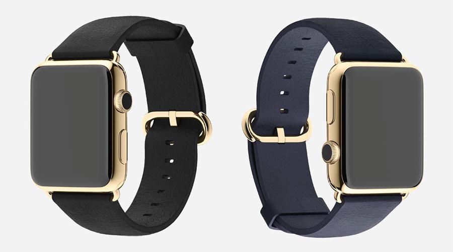 Apple Watch Edition 42 мм из желтого золота