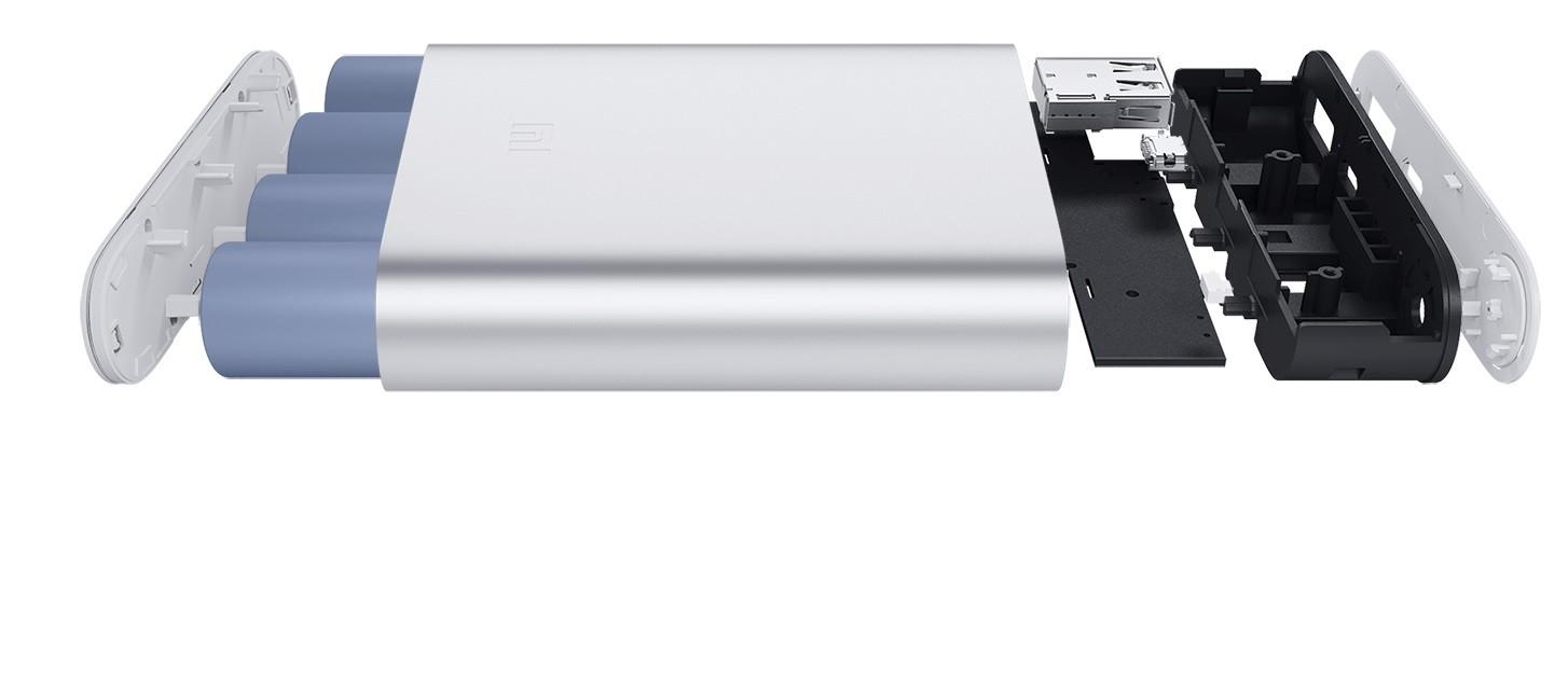 Разбор Xiaomi Mi Power Bank