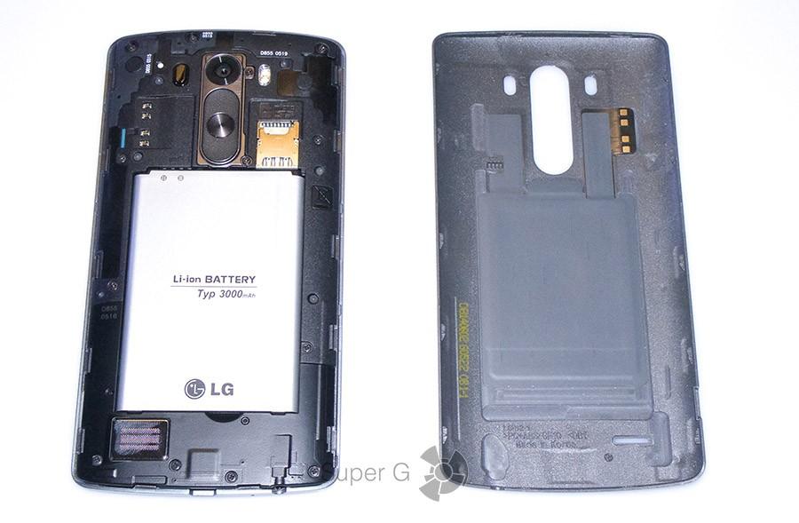 Аккумулятор LG G3