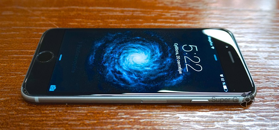 Космический iPhone 6
