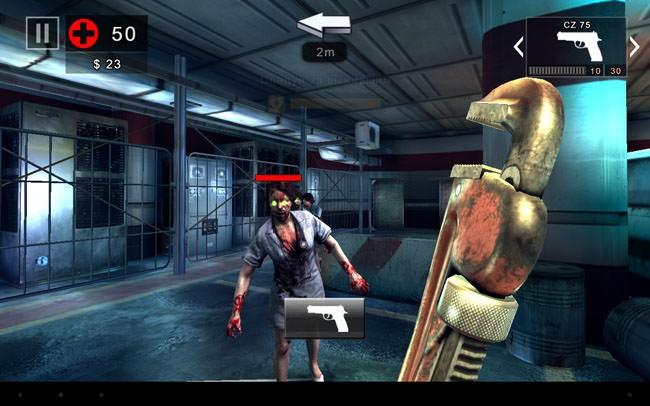 Dead Trigger 2 (средние настройки)