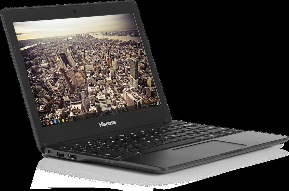 Hisense Chromebook цена