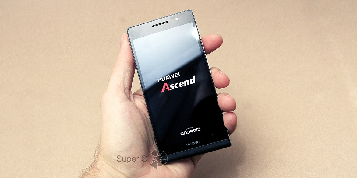 Обзор Huawei Ascend P6S