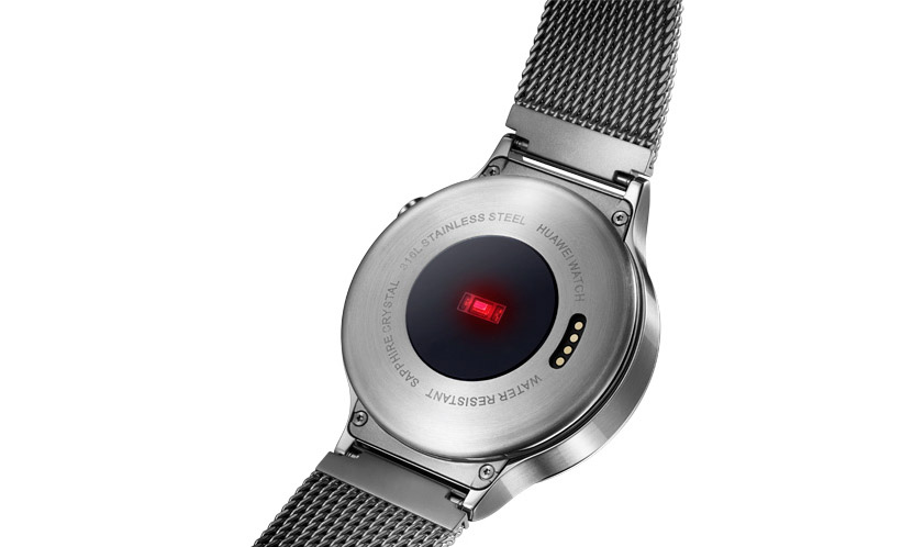 Huawei Watch датчик пульса