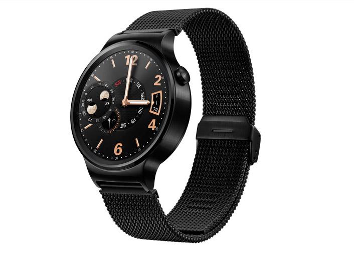 Huawei Watch черные