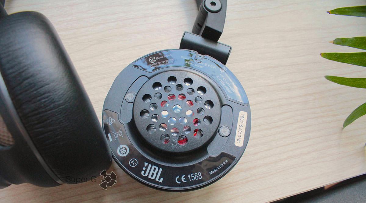 Наушники JBL S400BT