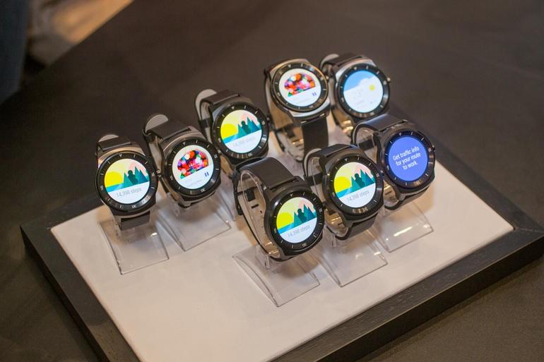 LG G Watch R (набор)