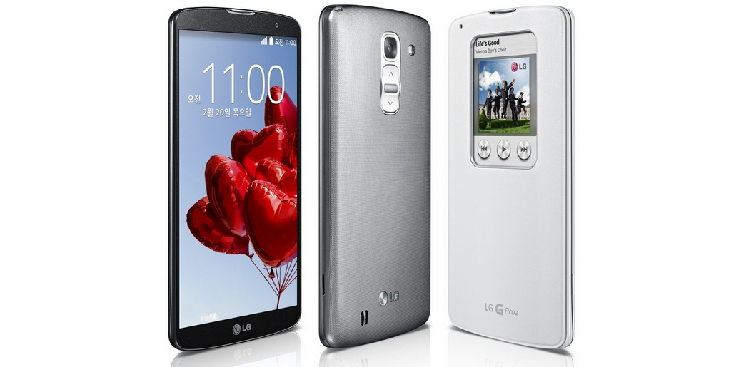 LG G Pro цена