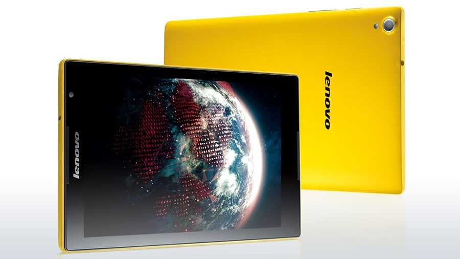 Lenovo TAB S8 yellow