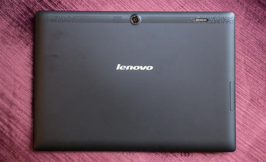 Lenovo Tab 2 A10-70 задняя спинка