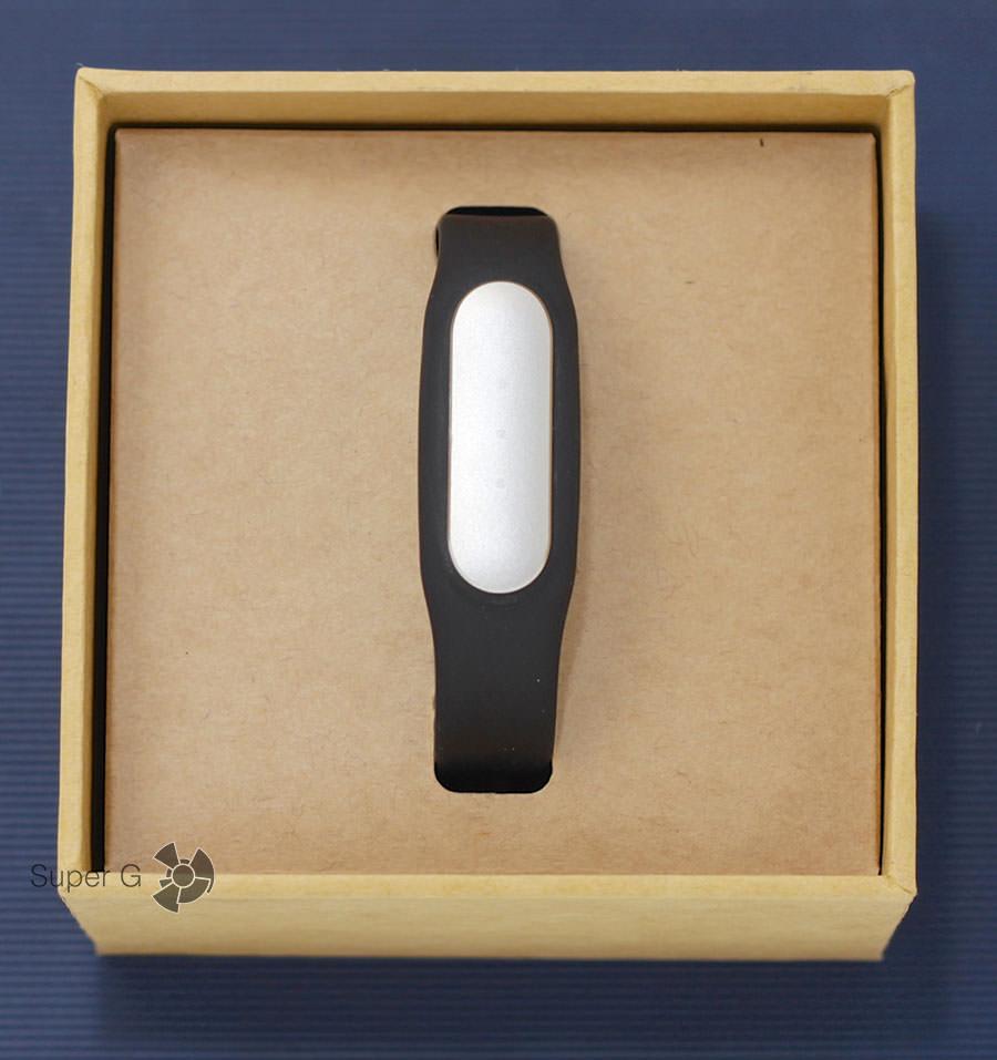 Упаковка Xiaomi Mi Band