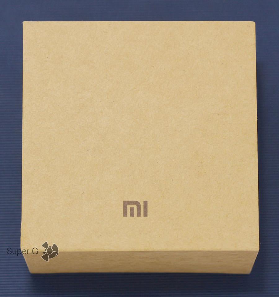 Коробка Xiaomi Mi Band