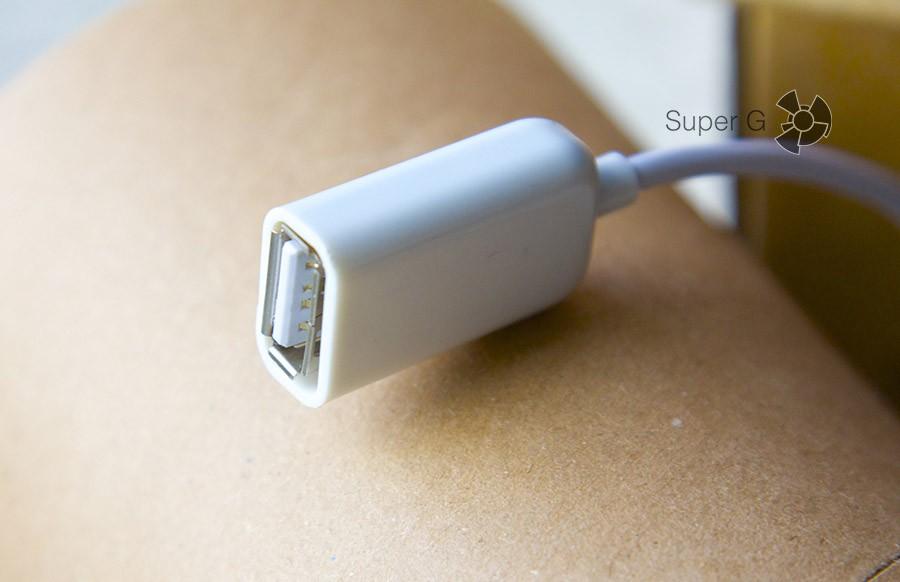 USB вход