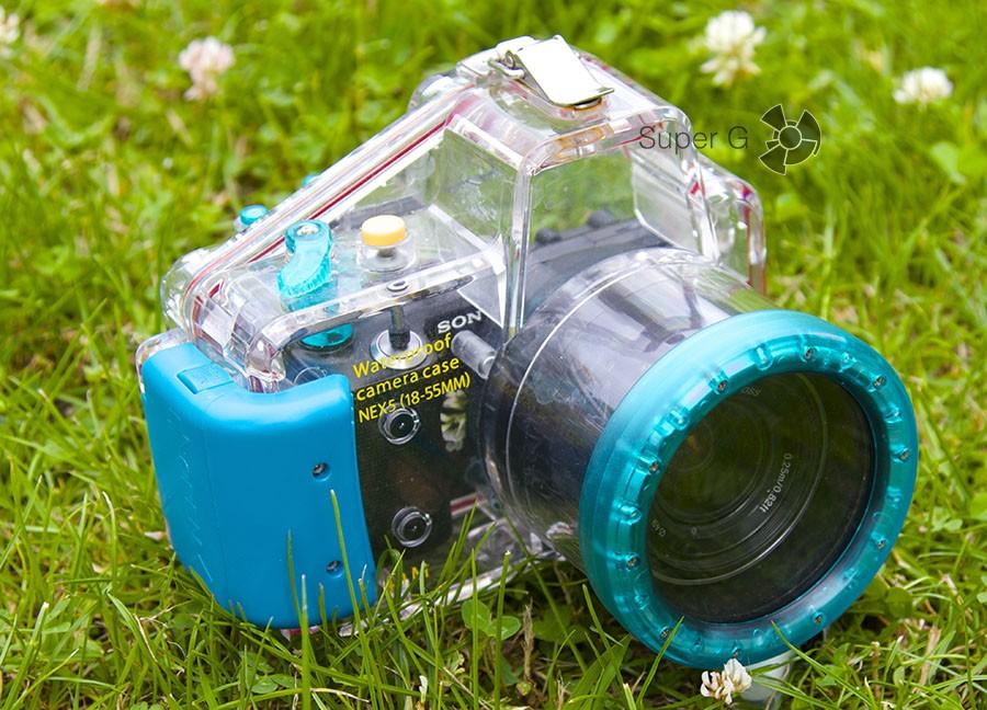 Фотоаппарат в боксе