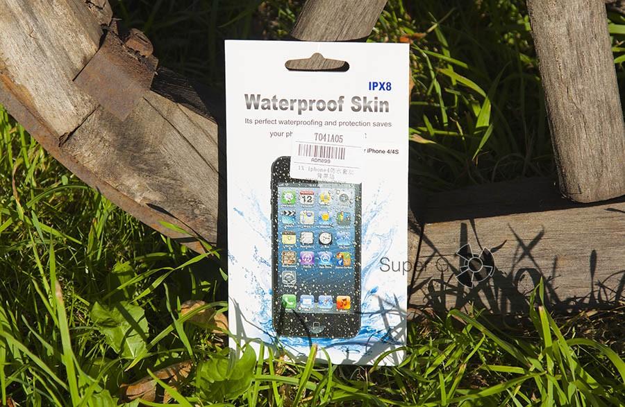 Водозащитная пленка для iPhone 4