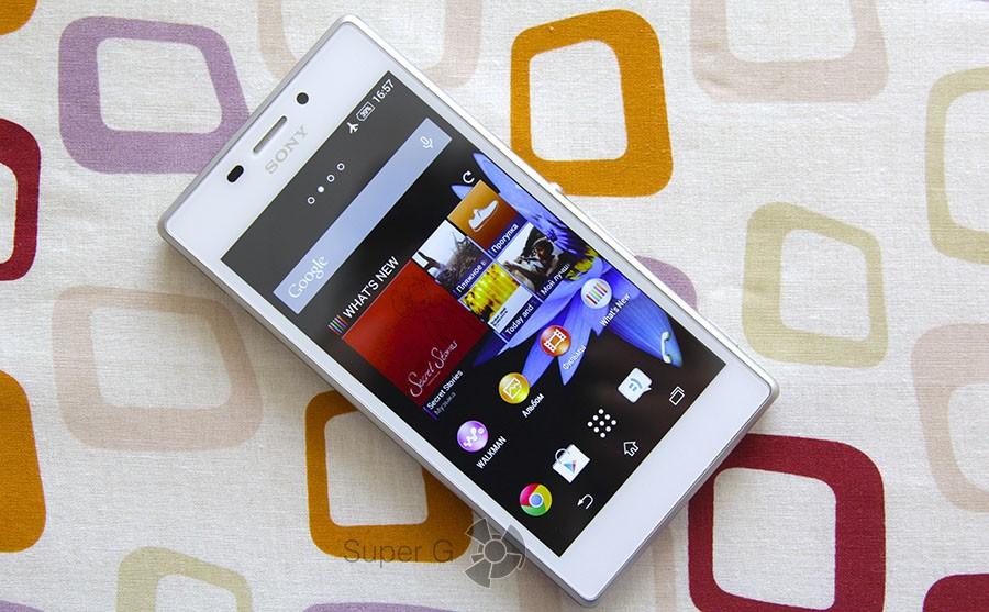 Sony Xperia M2 (LTE)