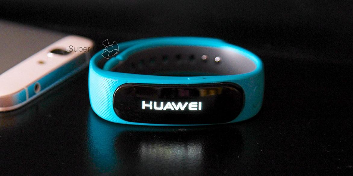 Дисплей Huawei TalkBand B1