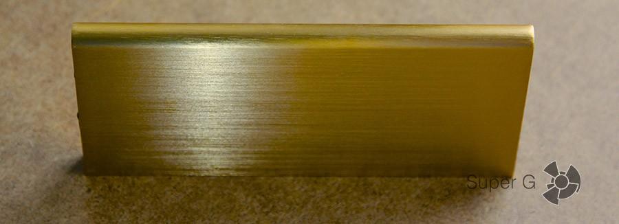 Корпус золотой