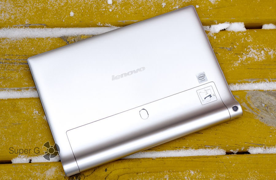 Задняя часть Lenovo Yoga Tablet 2