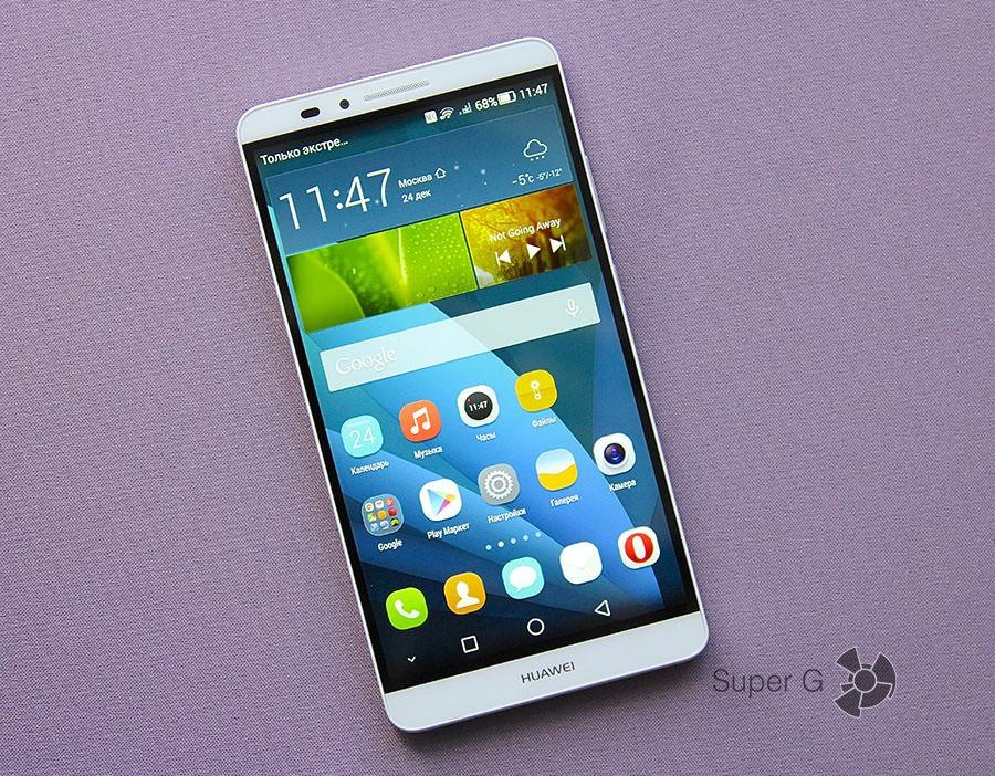 Экран Huawei Ascend Mate 7