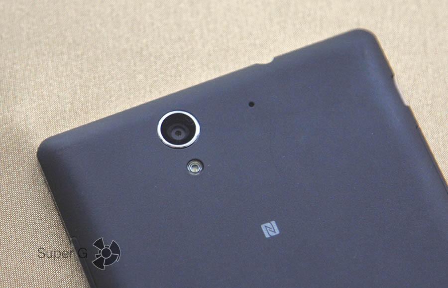 Камера Sony Xperia C3