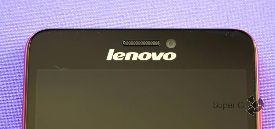 Фронтальная камера Lenovo S850