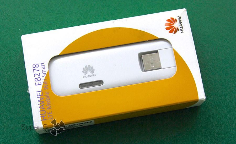 Комплектация Huawei E8278