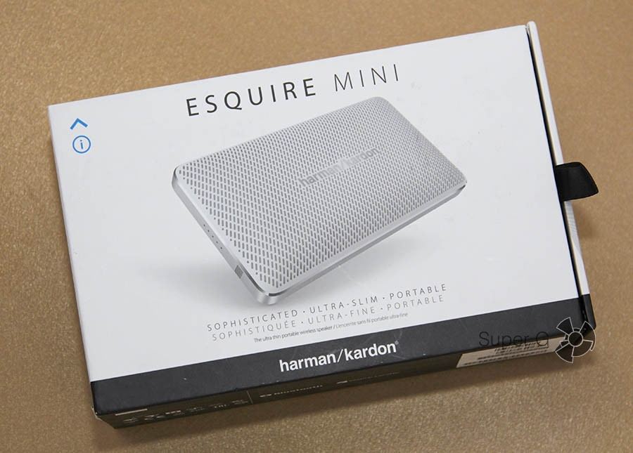 Упаковка из под Harman Kardon Esquire mini