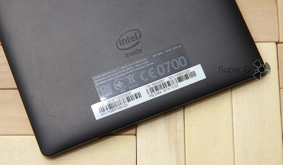 Intel и Lenovo TAB S8