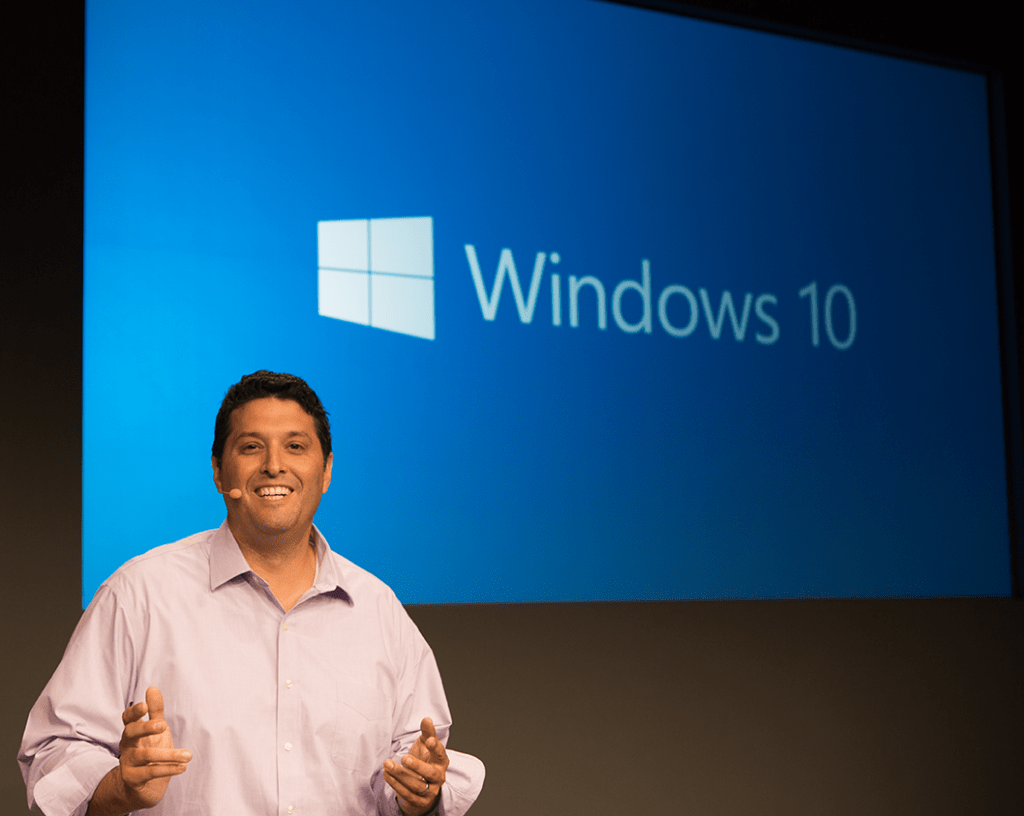 Microsoft-Windows-10-Terry-Myerson