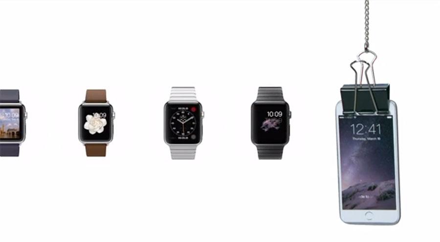 New Apple Pocketwatch