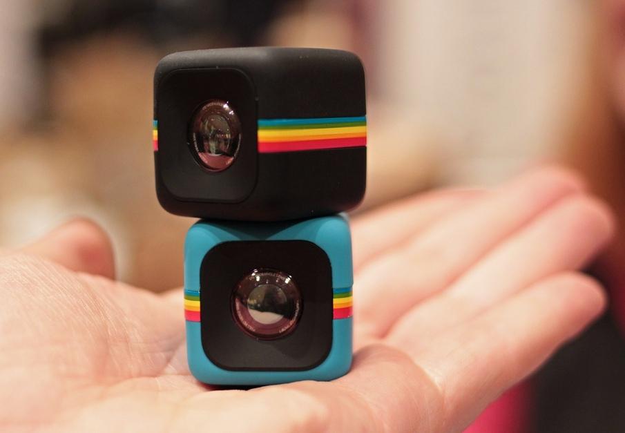 Polaroid Cube купить
