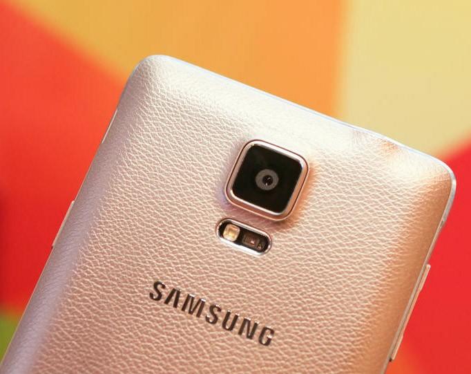 Samsung Note 4 (источник cnet.com)