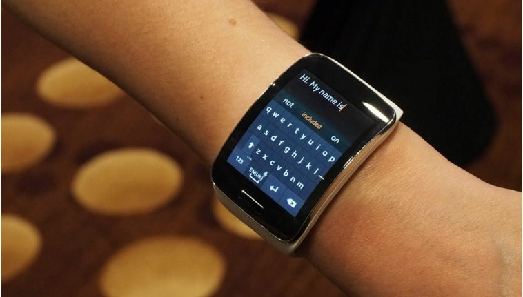 Samsung Gear S (йцукен)