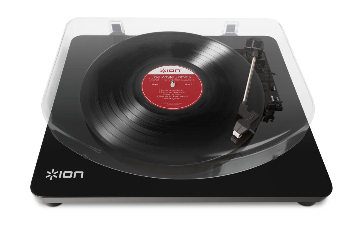 Отзыв ION Air LP Bluetooth Turntable
