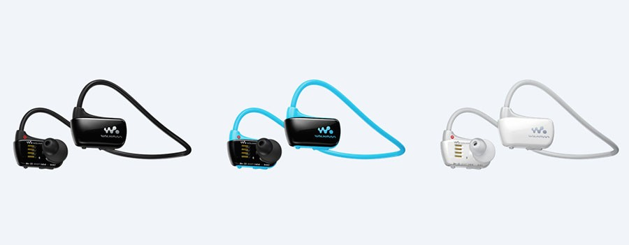 Sony Walkman W273S (цвета)