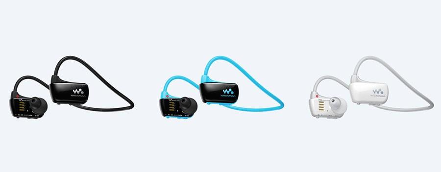 Sony Walkman W273S (цвета)