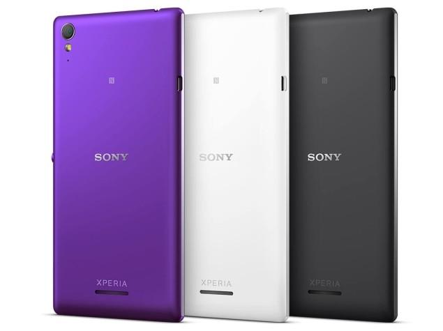 Sony Xperia T3 (цвета)